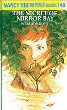 The Secret of Mirror Bay (Nancy Drew) Keene, Carolyn Hardcover