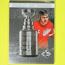 ALEX DELVECCHIO  2012-13  STANLEY CUP WINNERS  112/199 #SC50  Detroit Red Wings