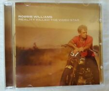 Robbie Williams ‎– Reality Killed The Video Star  (2009) CD