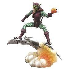 Marvel Spiderman Comics Green Goblin Action Figure 18cm Diamond Select Toys