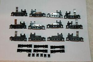 ** Athearn Blue Box Locomotive Parts ** Locomotive 2 Axle Truck Parts Lot #2 ***