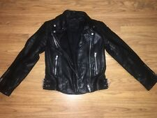 *BRAND NEW*AUTHENTIC*STEAL* All Saints Women's Leather Jacket