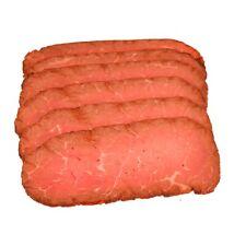 """(48,90€/kg) """"Amerikan Roast""""gebratenes Steakfleisch, Roastbeef gebraten"""