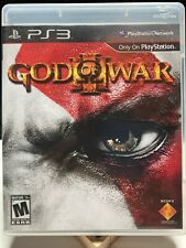 CLASSIC GAME PS3 God of War III Complete!