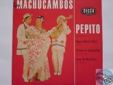 LOS MACHUCAMBOS PEPITO CD EP france NUMERED 00798