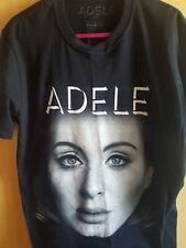 Genuine Medium Black Adelle T-Shirt World Tour 2016