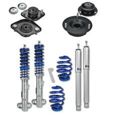 JOM Blueline Gewindefahrwerk BMW 3er E36 Compact Sport Fahrwerk 4 Domlager Satz