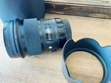 SIGMA Art 50mm F1.4 DG HSM for Canon Full size