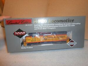 Walthers Proto Chessie GP30 Locomotive in Original Box DCC & Sound 920-41852 HO