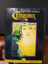 Chinatown Dvd Widescreen in good condition Jack Nicholson Faye Dunaway