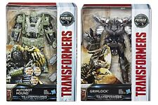 Transformers Mv5 The Last Knight Voyager Grimlock & Hound Premier Edition