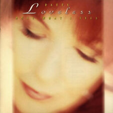 (CD) Patty Loveless - Only What I Feel (1993, Epic)