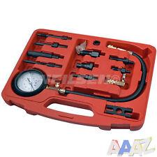 Motor Diesel Cilindro Presión Comprobador de compresión calibrador Herramienta De Prueba Kits De Coche Kit