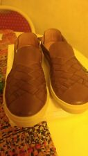 Redhawk Hand Woven Leather Shoe Size 9