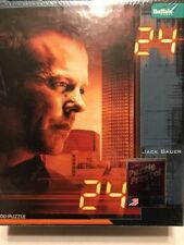 Jack Bauer 24 Jigsaw Puzzle by Buffalo Games - 300 Pieces - Brand New Sealed