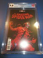 Amazing Spider-man #796 2nd print variant  CGC 9.8 NM/M Gorgeous Gem Red Goblin