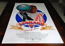LEONARD PART 6 Orig 27x41 Rolled Movie Poster BILL COSBY Spy CIA