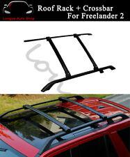 Fits for Land Rover Freelander 2 LR2 2006-2016 Roof Rail Rack Rail Bar Crossbars