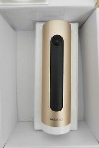 Netatmo Pro Welcome Smart Indoor Security Camera