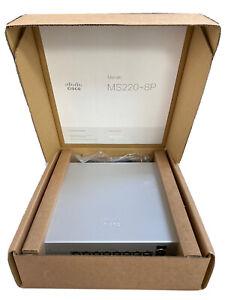 Cisco Meraki MS220-8P PoE Switch