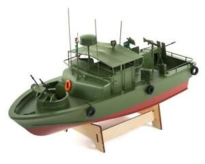 """Pro Boat Alpha 21"""" Patrol RTR Electric Boat w/2.4GHz Radio [PRB08027]"""