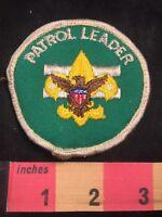 Vtg BSA Boy Scouts PATROL LEADER Position Patch 89V1
