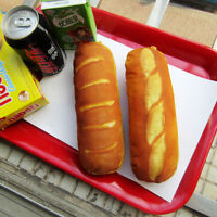 Creative Bread School Pencil Case Cute Pen Bag For Girls Stationery Pouch DE
