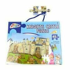 Grafix Knights Castle Jigsaw Puzzle- 45 pieces, 3+ years