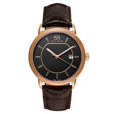 88 RUE DU RHONE Double 8 Origin Men's Quartz Watch 87WA130013