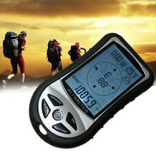 8-in-1 hand-held electronic altimeter Mountaineering portable fishing barometer
