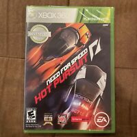 Need For Speed Hot Pursuit Platinum Hits: Xbox 360 [Brand New] Quick free ship