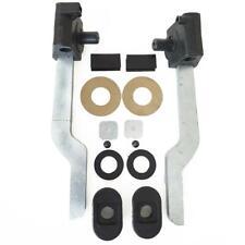 2x Verschlusshaken Verdeck Abdeckung Faltdach Gestell Opel Astra G Cabri L&R Set