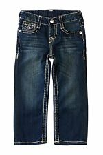 True Religion Natural Big T Straight Fit Jean Size 2T  NEW NWT