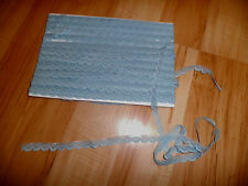 Beautiful  Non Stretch Lace Trim 3 metres -  Ideal small crafts/Dolls/Cards