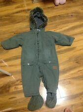 Rocha Little Rocha Baby Snow Suit Aged 9-12 Months
