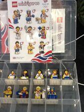 LEGO Minifigures Olympics Team GB (8909) Complete Set