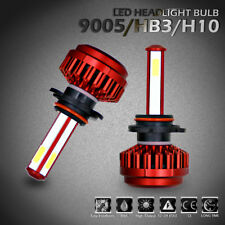 9005 HB3 H10 80W 8000LM 6000K LED phare Ampoules à pour camion de voiture Lampes