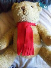 Large Golden Teddy Bear Debenhams