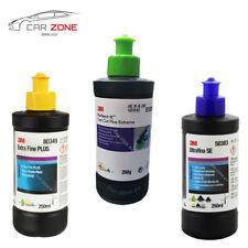 3M Polishing set 3M Fast Cut Plus + 3M Extra Fine + 3M Ultrafina (3x 250 grams)