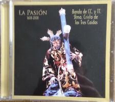 BANDE DE CC. Y TT. STMO. CHRISTO DE LAS TRES CAÍDAS | LA PASIÓN | ℗ 2009 Senador