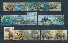 LM83475 USA prehistoric animals dinosaurs fine lot MNH
