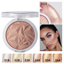 Highlighter Shimmer Powder Makeup Bronzers Shadow Palette Face Contour Bronzers