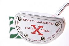 "SCOTTY CAMERON RED X  PUTTER / 34"" / SCPRED053"
