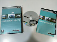 Colin Mcrae Rally 2.0 - Set PC Cd-Rom Fx Interactive