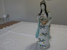 Porcelain/Pottery Primary Antique Chinese Kwan-yin Statues & Figurines