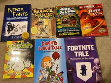 Scholastic Children's Books - Assortment For The Graphic Novel Lover