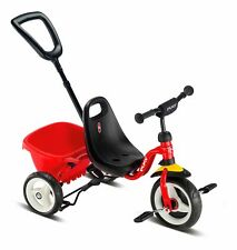 PUKY CEETY Dreirad Carry-Touring-Kipper mir Kipper rot  Kinderrad Kinderdreirad
