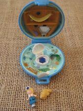Vintage Bluebird Polly Pocket 1992 Jeweled Sea Dolls Figures R1