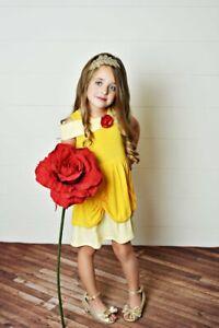 Softest Princess Dress - Name Means Beauty