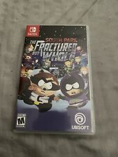 New listing South Park: The Fractured but Whole - Nintendo Switch